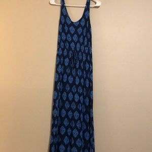 Old Navy Dresses - Blue Maxi